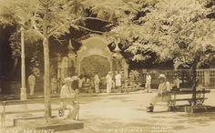 Biquinha, São Vicente-SP, década de 40.
