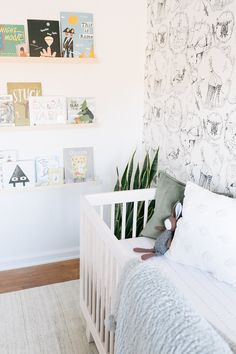 Fall in love with this neutral, whimsical nursery. Baby Brown is here and we're so excited to finally share his nursery reveal! Baby Room Decor, Nursery Room, Girl Nursery, Girl Room, Nursery Decor, Circus Nursery, Elephant Nursery, Baby Room Neutral, Nursery Neutral
