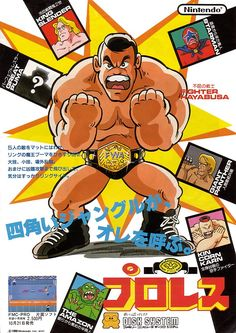 Nintendo Pro Wrestli