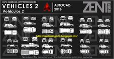 VEHICLES 2 - Vehiculos - DWG