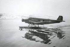 JU-52 on floats