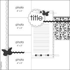 4 photos - Paper Studio blog