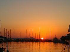 Sivota, Greece Sunset Photos, Greece, Celestial, Nature, Outdoor, Beautiful, Pictures, Greece Country, Outdoors