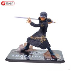 Anime One Piece Trafalgar Law  PVC Action Figure Collection Model Toy Gift