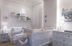 Inspire-se nesses projetos para decorar o primeiro cantinho do seu filho