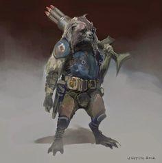 Concept art | Guardiani della Galassia - BadTaste.it