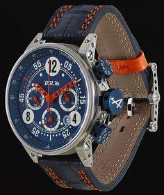 La Cote des Montres : La montre BRM V12 Alpine - Alpine choisit BRM comme partenaire horloger ! La renaissance d'Alpine…
