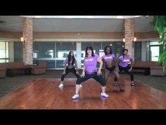 Zumba Soca - Wine Yuh Body by Shai Marshall - YouTube