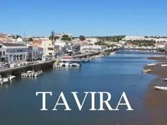 Tavira is a beautiful historical town situated on one of the easternmost locations of the Algarve. Description from wn.com. I searched for this on bing.com/images