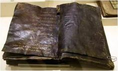 The 1500-year-old Bible refutes the crucifixion of Jesus Christ, says he wasn't the son of God but a Prophet who ascended into heaven alive.