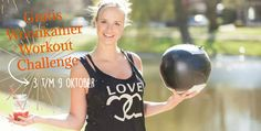 Doe mee met de gratis Woonkamer Workout Challenge en ontdek hoe je vanuit het…