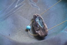 Driftwood Jewelry Necklace