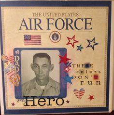 My Hero - Scrapbook.com