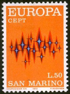 San Marino - Europa / CEPT 1972