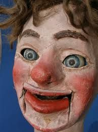 scary vintage ventriloquist dolls - Google Search