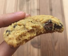 Favorite Low-Carb Chocolate Chip Cookies {THM-S, Low Carb, Sugar Free, Gluten Free, Dairy Free} - My Montana Kitchen