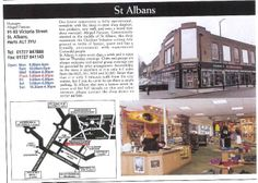 "St. Albans [opened 1995] - ""Our latest superstore.. Clubs and groups are always welcome and special group evenings can be provided by prior arrangement"""