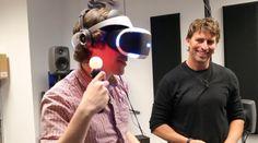 #ProjectMorpheus - Virtual Reality Headset