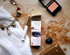 Eveline Cosmetics Eye Shadow Base 24H Magic Stay 8 in 1. Reviews \ База под тени. Отзыв.