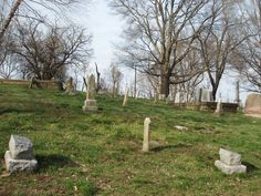If you're looking for ghosts, where better to look than a cemetery?