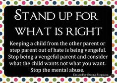 Children's Rights: How Parental Alienation Syndrome Brainwashes the Child
