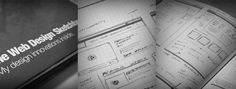 Web Designers Sketchbook. Download and print for yourself