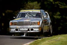 Mercedes Benz 190 Evo II race car - DTM