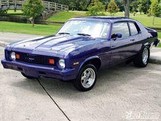 1974 Nova | Chevy Nova 1974