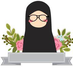avatar kartun muslim 6