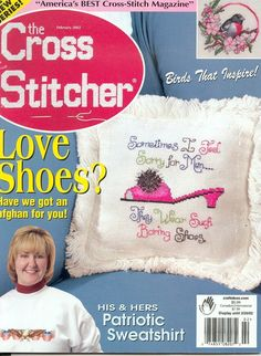 Журнал: The Cross Stitcher №2,12 2002 - Рукодельница, вышивка - ТВОРЧЕСТВО РУК - Каталог статей - ЛИНИИ ЖИЗНИ