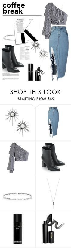 """""""coffee first"""" by livingonvee on Polyvore featuring Mode, Kendra Scott, storets, Zimmermann, Suzanne Kalan, Post-It, Marc Jacobs, Bobbi Brown Cosmetics und INIKA"""