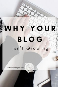 Here are 30 reasons why your blog isn't growing. #blogging #freelancing #makingmoneyonline #workfromhome