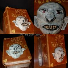 The Lord of the Rings-Cake