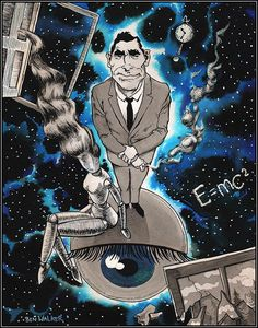 Twilight Zone tribute piece for Gallery 1988 Twilight Zone Series, Twilight Zone Episodes, Science And Superstition, To Serve Man, History Of Television, Night Gallery, Sci Fi Tv Shows, 8 Bits, Best Sci Fi