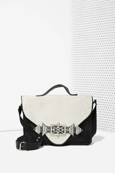 Stela 9 Norte Leather Bag | Shop Accessories at Nasty Gal