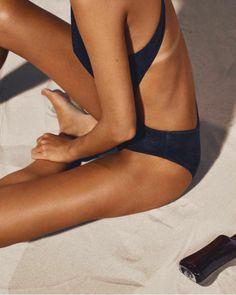 Keep it Chic — Edited by Preston Davis Fashion Photo, Boho Fashion, Swimsuits, Bikinis, Swimwear, Boucle Jacket, Silk Midi Dress, London Hotels, Slingback Sandal