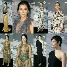 #AnnaFriel, #AnnabelleWallis, #BelPowley and #GemmaArterton stepped out for the #BIFAs in London • • • • • • • • • • • • • • • • • • • • • • • • • • • • • • #AnnaFriel, #AnnabelleWallis, #BelPowley e #GemmaArterton sairam para o #BIFAs em Londres