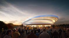 Auer Weber gewinnen Wettbewerb in Frankreich / Palais des Sports - Architektur und Architekten - News / Meldungen / Nachrichten - BauNetz.de