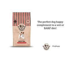 One of a kind dogs deserve a one of a kind mixer. The first Grain Free Mixer Meal on the market, try it here first!!