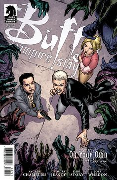 Buffy the Vampire Slayer Season 9 #7 | Written by Andrew Chambliss, Pencilled by Georges Jeanty, Inked by Karl Story, Colored by Michelle Madsen | #darkhorsecomics