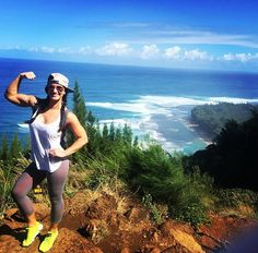 Pin for Later: 25 Adventurous Bucket List Fitness Ideas Around the World Hike the Napali Coast