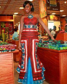 Nigerian Wedding Fashion ~ Amazing colors!
