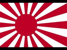 Rising Sun Flag - the naval ensign, flown by ship of the Imperial Japanese Navy and the Japan Maritime Self Defense Force days) Yi King, Rising Sun Flag, Navy Flag, Japon Illustration, Imperial Japanese Navy, Flags Of The World, Japanese Art, Japanese Patterns, Japanese Dragon