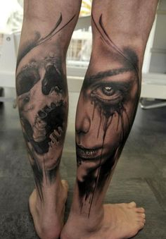 Florian Karg | Tattoo Art Project