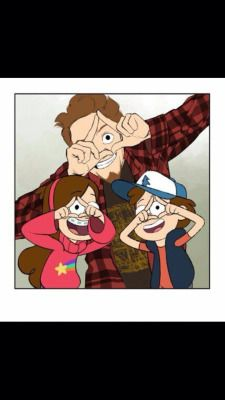 WHEN THE ANIMATOR ANIMATES HIMSELF AND THEN PUTS HIM IN A PHOTO WITH THE KIDS.. life. Goals.