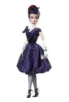 Parisienne Pretty™ Barbie® Doll | barbie-fashion-model-collection-silkstone | The Barbie Collection