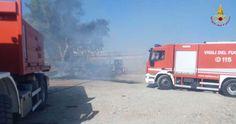 I Vigili del Fuoco del Comando Provinciale di Reggio Calabria impegnati ieri con…