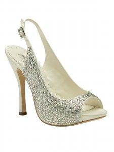 411373da7518 Bling wedding heels Bling Wedding Shoes