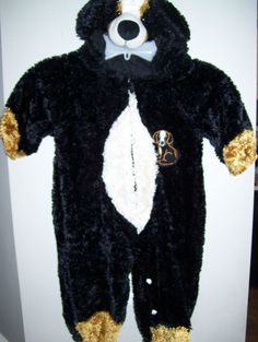 Halloween puppy Costume size 12-18 months Free Fast USA Shipping!! #Unbranded #CompleteCostume
