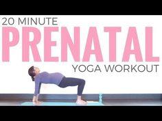 Prenatal Yoga Workout minute Yoga) Pregnancy Yoga for ALL Trimesters Prenatal Workout, Prenatal Yoga, Pregnancy Workout, Fit Pregnancy, Pregnancy Nausea, Baby Workout, Pregnancy Signs, Pregnancy Pillow, Early Pregnancy